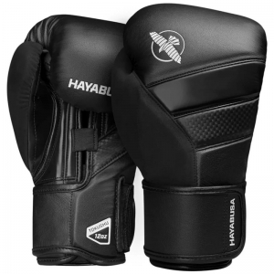 Curzo Krav Maga | Hayabusa T3 Boxing Gloves - Black