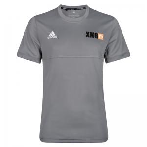 Krav maga Adidas Climalite - KMG T-shirt - men - light grey